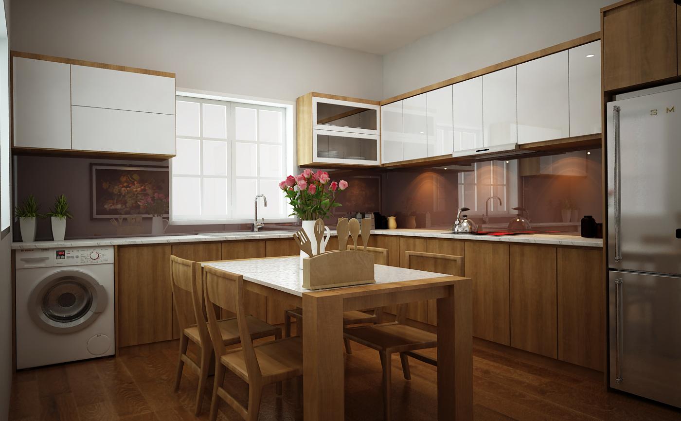 thiết kế thi công căn hộ cao cấp