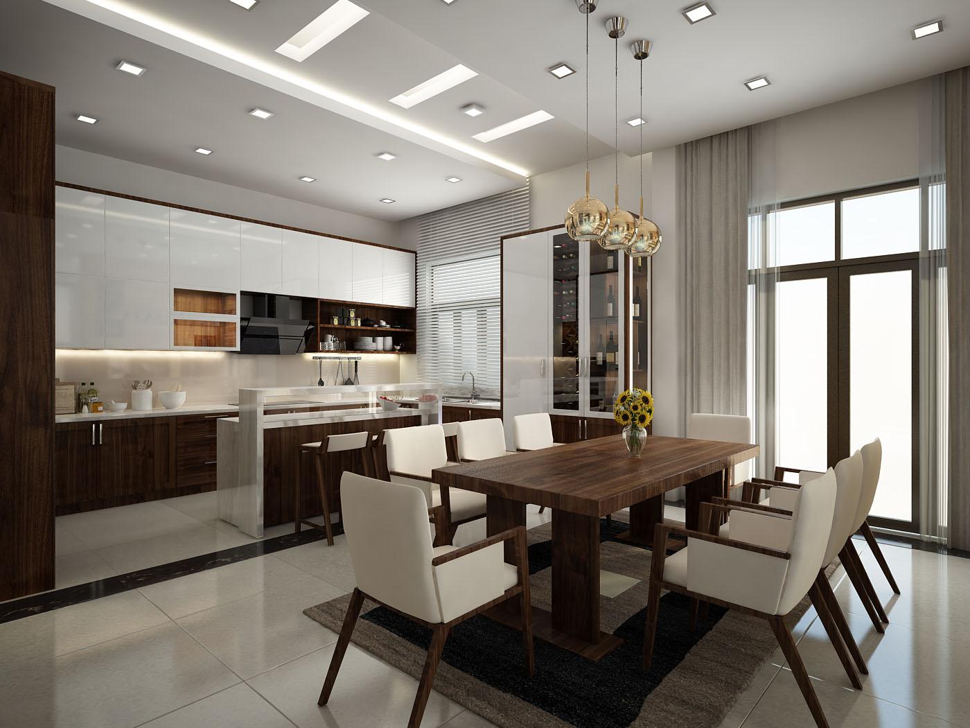 Chọn vật liệu cho tủ bếp cao cấp, bền đẹp, chi phí hợp lý?