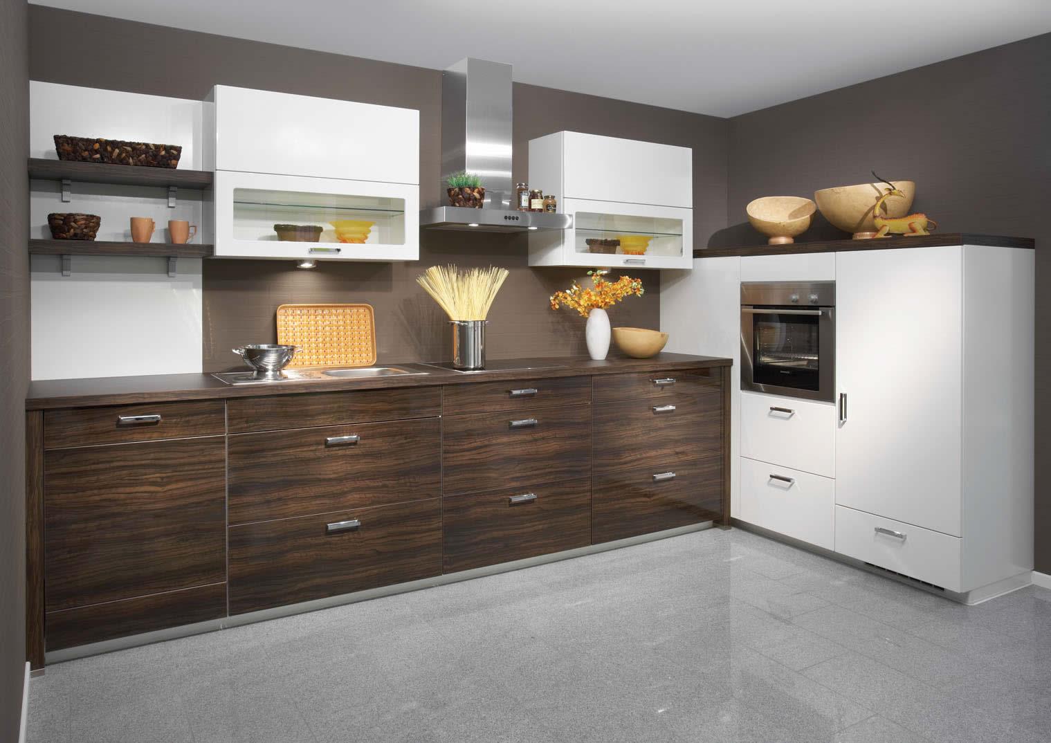 Mách bạn mẫu tủ bếp đẹp hiện đại cho không gian nhà hoàn hảo