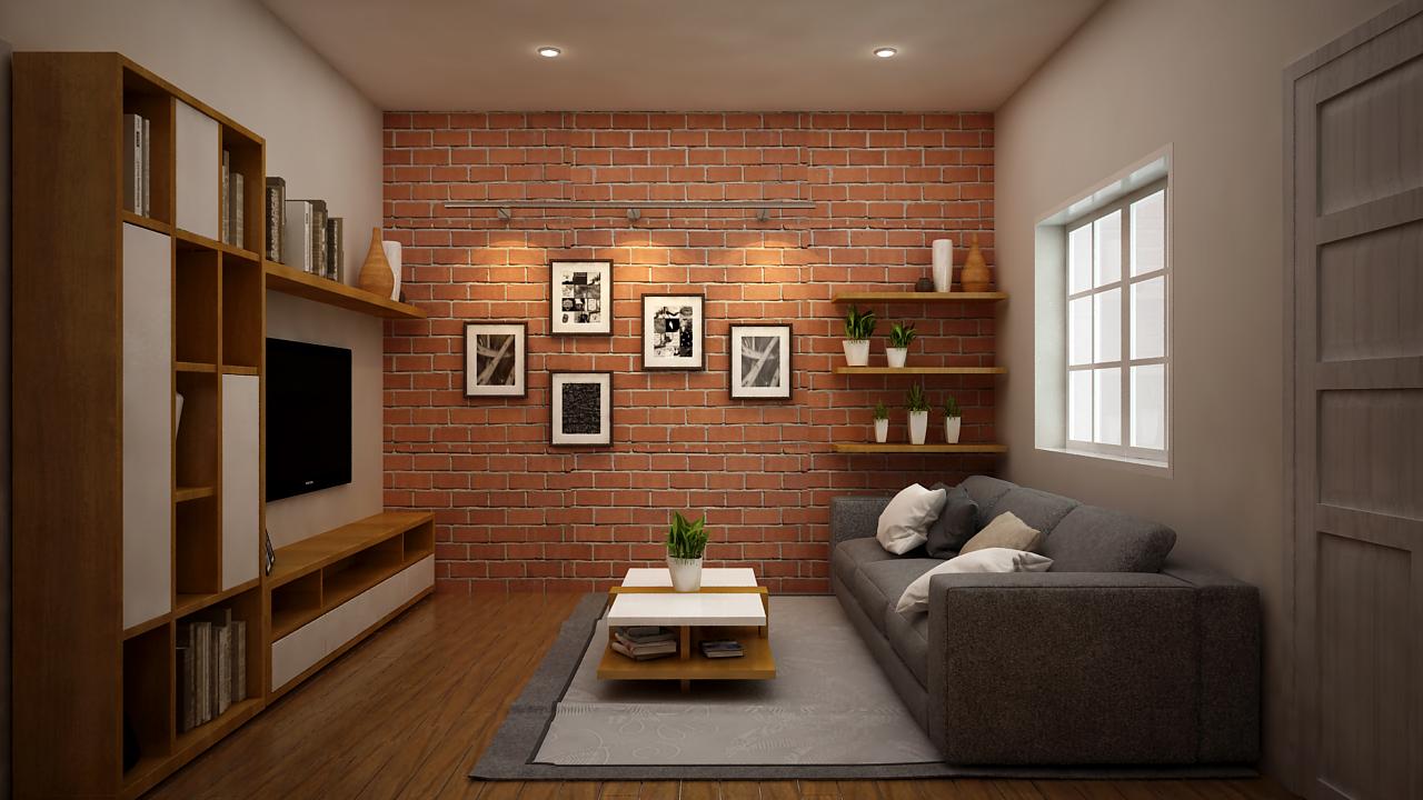 Tủ tivi đẹp cho gian phòng khách thêm sinh động