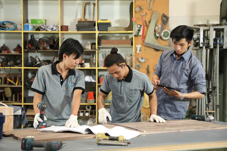 Dịch vụ thi công nội thất cao cấp - Thước Tầm Group