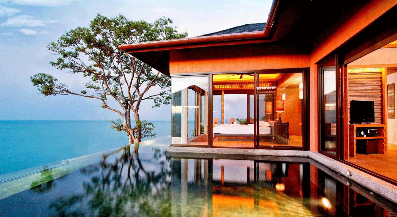Lưu ý khi thiết kế resort để hút khách du lịch