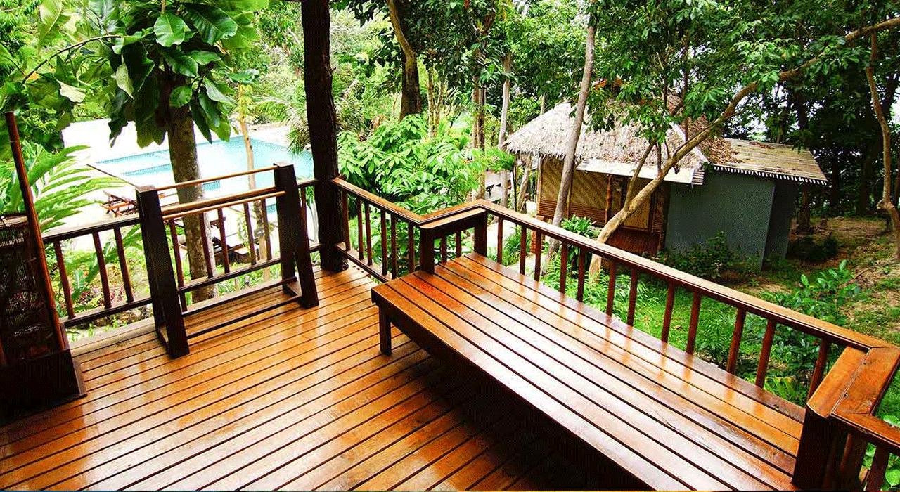 Lưu ý khi thiết kế resort hài hòa với cảnh quan thiên nhiên