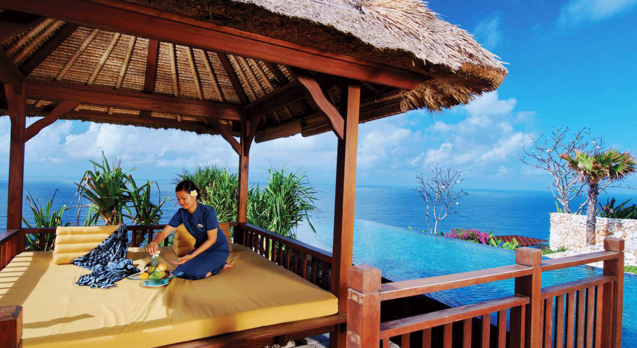 Lưu ý khi thiết kế resort nghỉ dưỡng