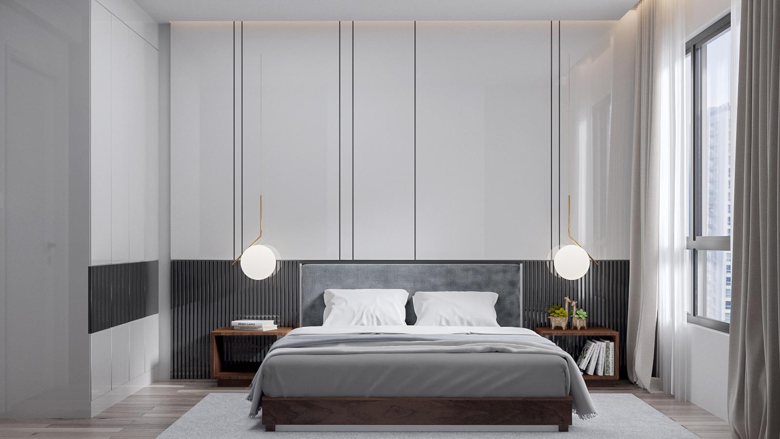 Nội thất phòng ngủ hiện đại, đẹp mắt