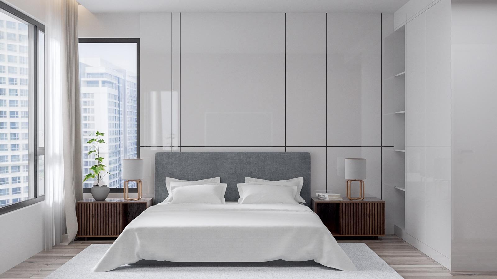 20 mẫu thiết kế nội thất phòng ngủ hiện đại, tiện nghi ai cũng muốn sở hữu