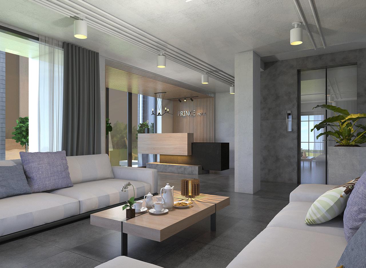 Thước Tầm - thiết kế nội thất khách sạn - 00