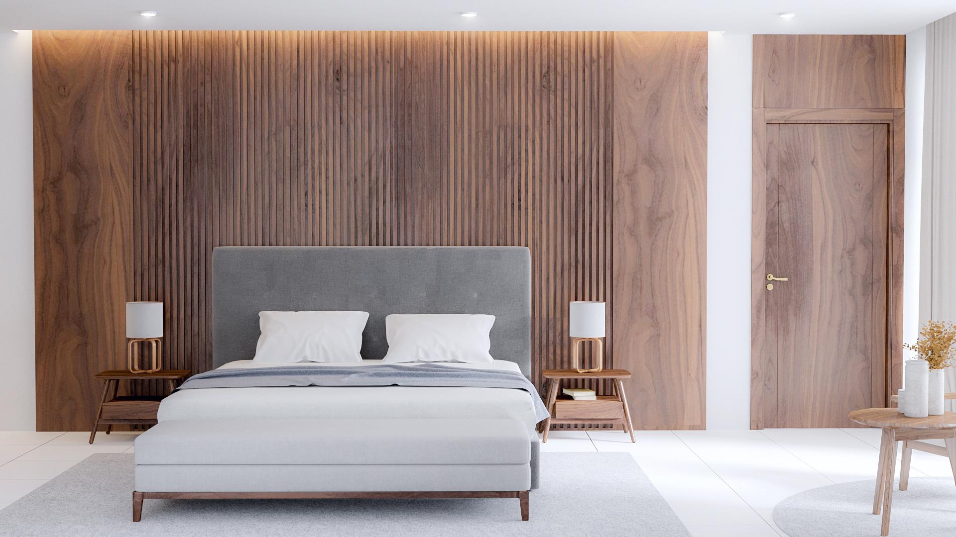 Thiết kế nội thất biệt thự hiện đại - Thước Tầm