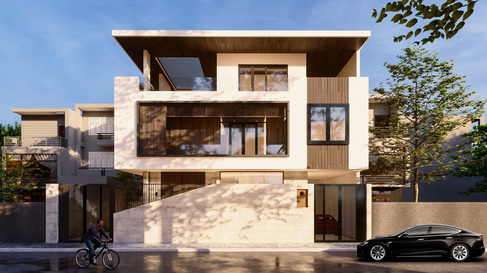 Dịch vụ tư vấn thiết kế kiến trúc nội thất - Thước Tầm Group