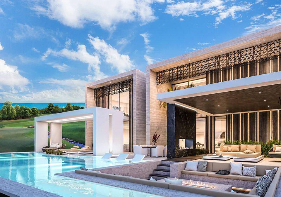 Mãn nhãn với những mẫu thiết kế biệt thự có hồ bơi ấn tượng