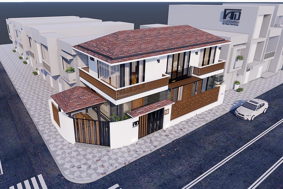 Mẫu biệt thự đẹp nhất phong cách hiện đại Đà Nẵng