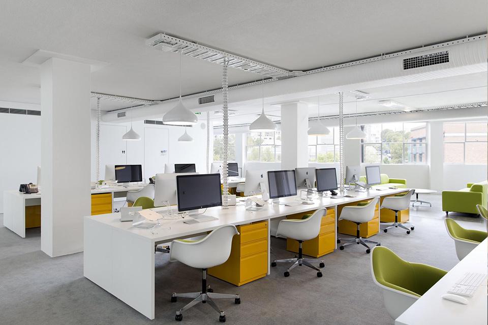 Thiết kế văn phòng không gian mở mang lại nhiều lợi ích cho doanh nghiệp hơn bạn nghĩ