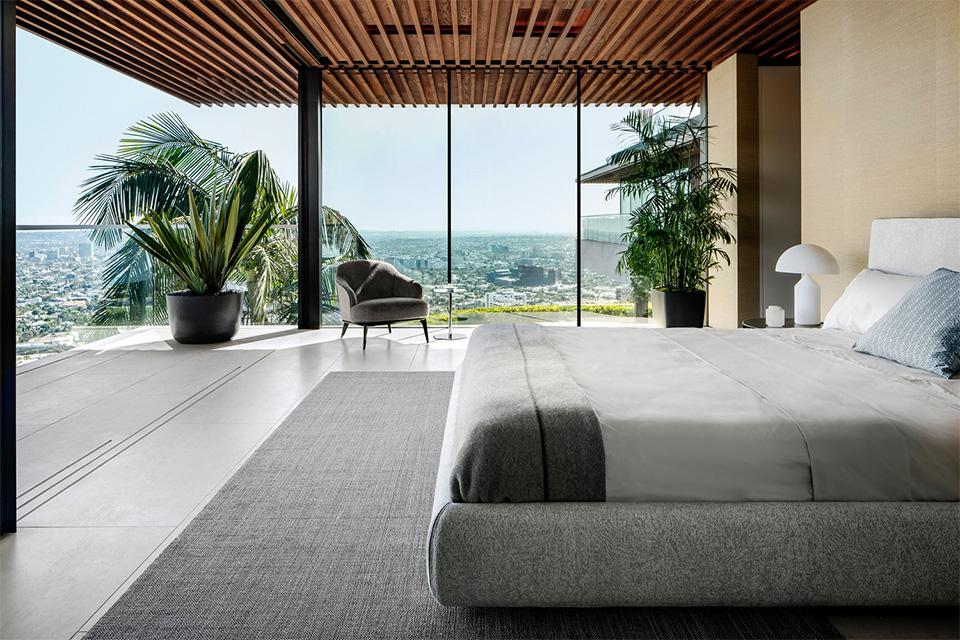Ý tưởng thiết kế phòng khách sạn đẹp không gian mở