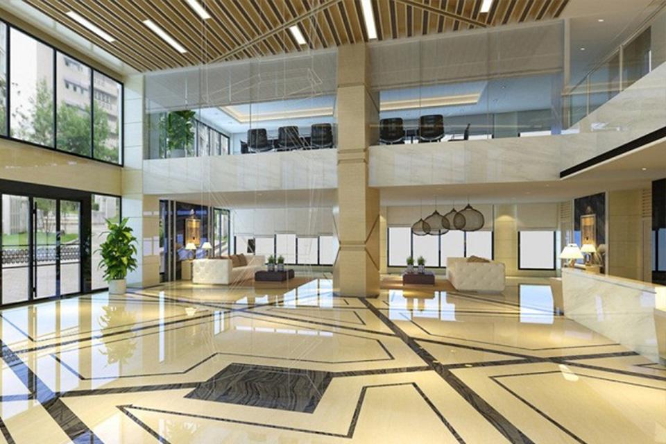 Ý tưởng thiết kế phòng khách sạn đẹp tinh giản những không gian không cần thiết