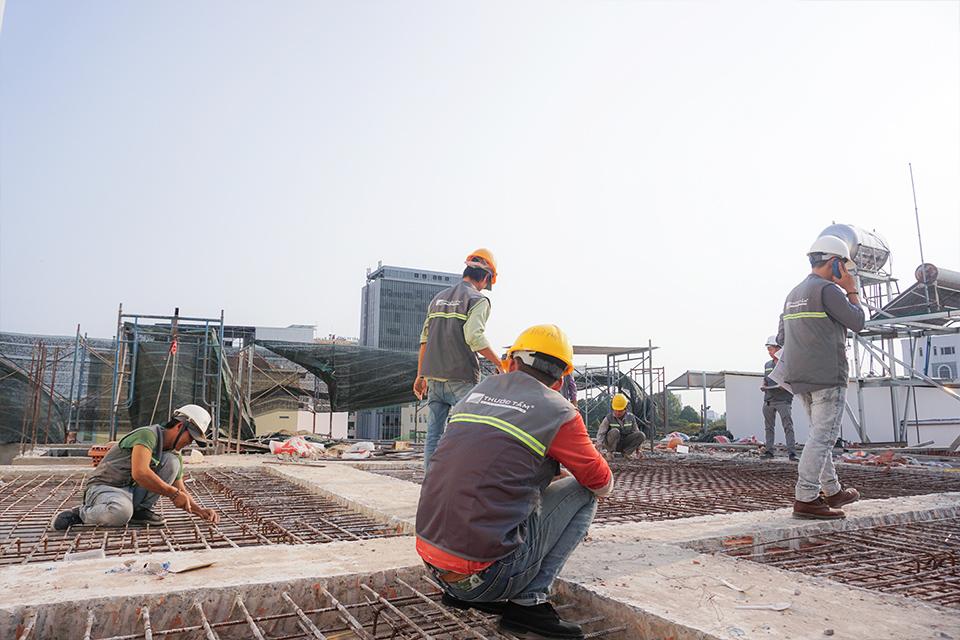 các rủi ro trong thi công xây dựng thuộc yếu tố khách quan