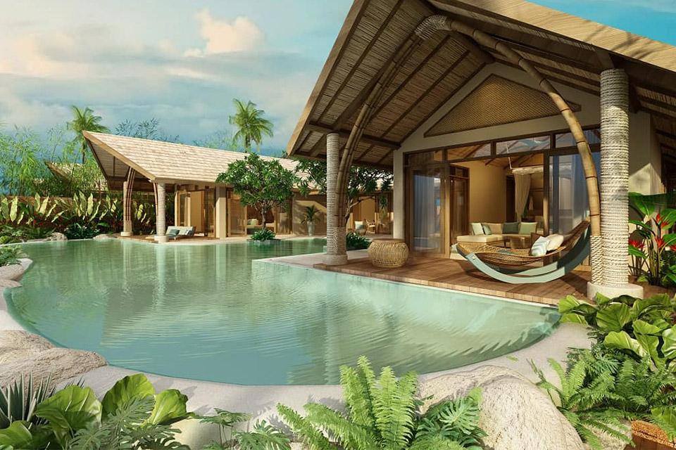 Tư vấn thiết kế resort gia tăng trải nghiệm khách hàng