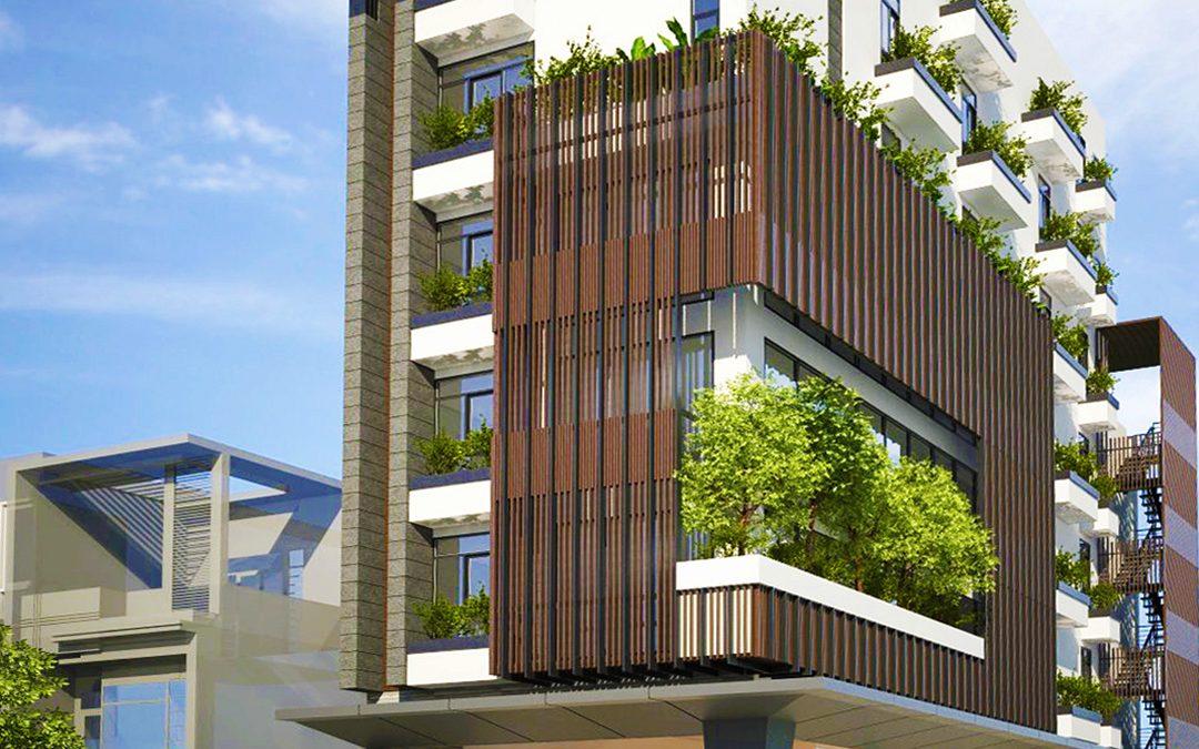 Tại sao thiết kế tòa nhà văn phòng xanh trở thành xu hướng thời hiện đại?