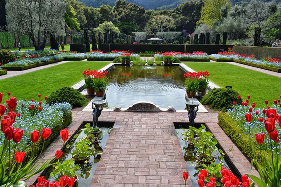 Mẫu biệt thự sân vườn phong cách châu Âu