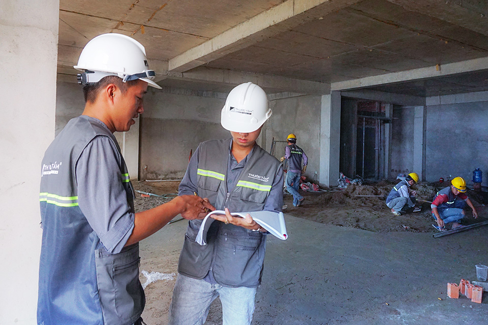 Chọn đơn vị thiết kế, thi công trong quy trình xây dựng nhà ở