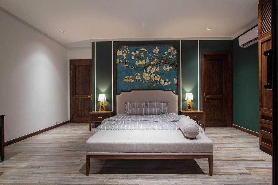 Phòng ngủ 1 Villa Hồ Tràm