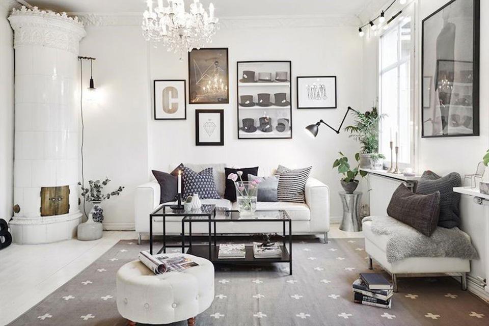 Thiết kế nội thất chung cư cao cấp phong cách Bắc Âu