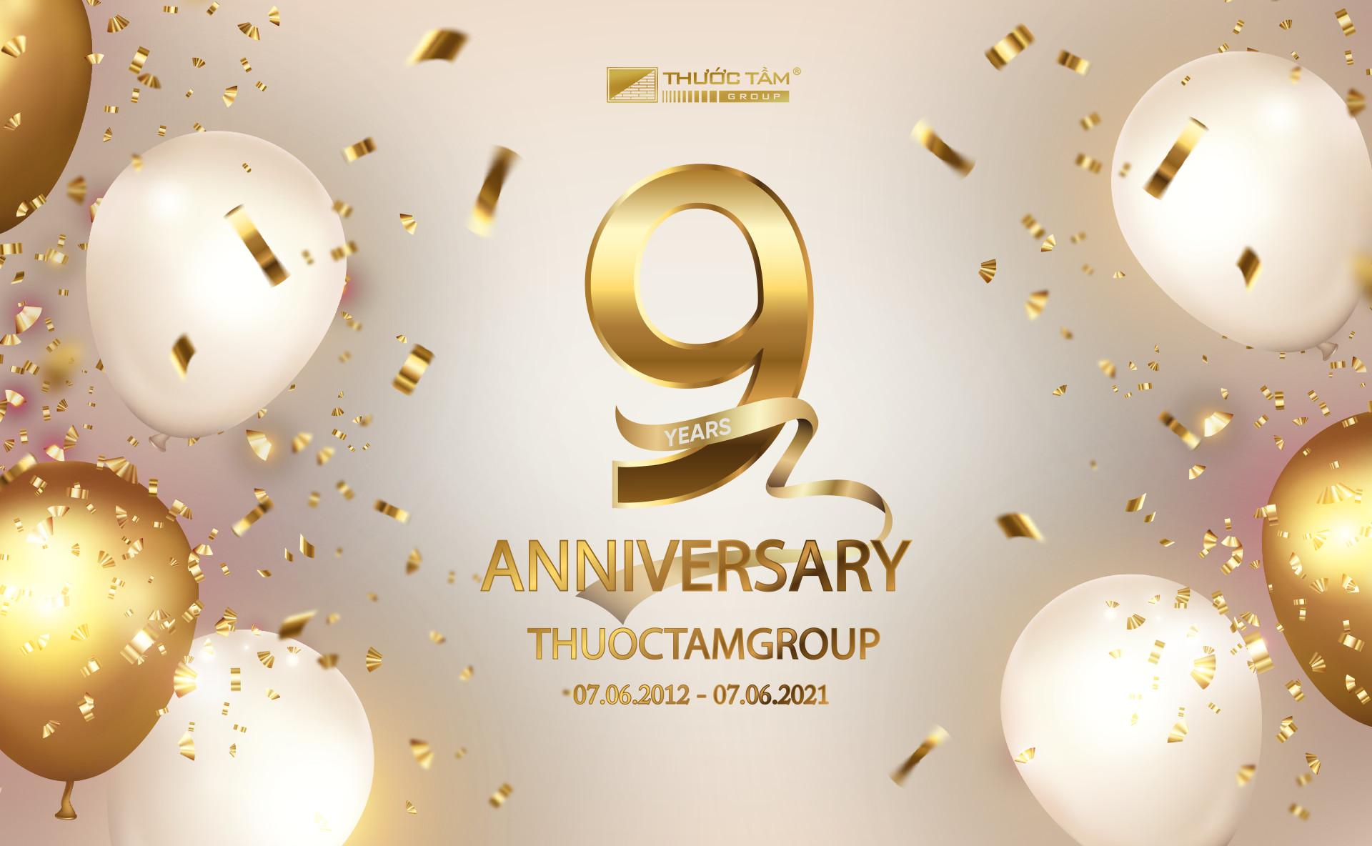Thuoc Tam Group ky niem 9 nam thanh lap va phat trien